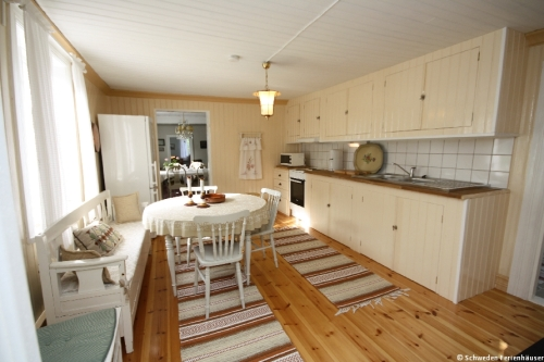 Küche 1 – Ferienhaus Viken