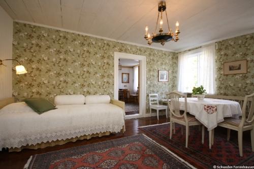 Schlafzimmer 3 – Ferienhaus Viken