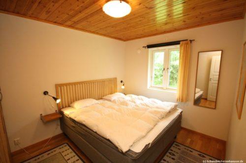 Schlafzimmer 1 – Ferienhaus John 74