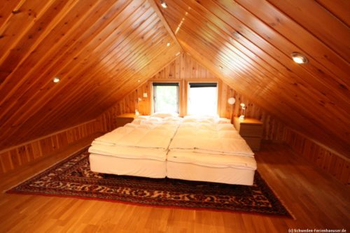 Schlafloft – Ferienhaus John 74