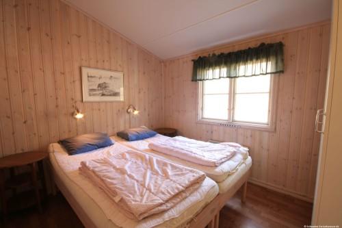 Schlafzimmer 1 – Ferienhaus Älg