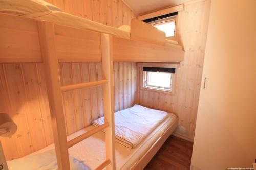 Schlafzimmer 2 – Ferienhaus Älg
