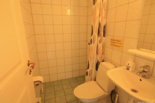 Badezimmer – Ferienhaus Älg