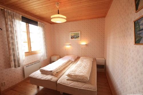 Schlafzimmer - Ferienhaus Animmen