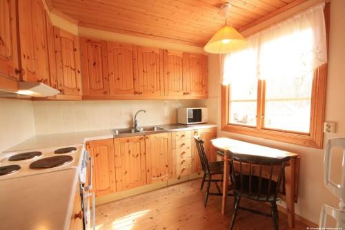 Küche - Ferienhaus Animmen
