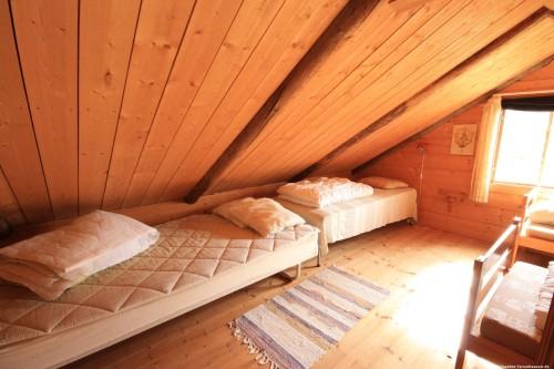 Schlafloft - Ferienhaus Animmen