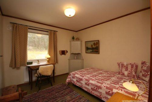 Schlafzimmer 2 – Ferienhaus Björka