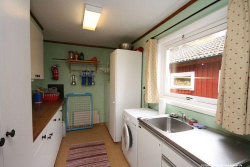 Hauswirtschaftsraum – Ferienhaus Björka