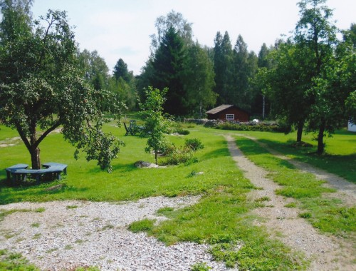 Grundstück - Ferienhaus Björkadal