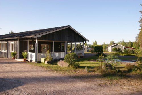 Außenansicht - Ferienhaus Björn