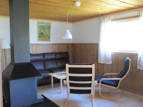 Wohnbereich - Ferienhaus Björn