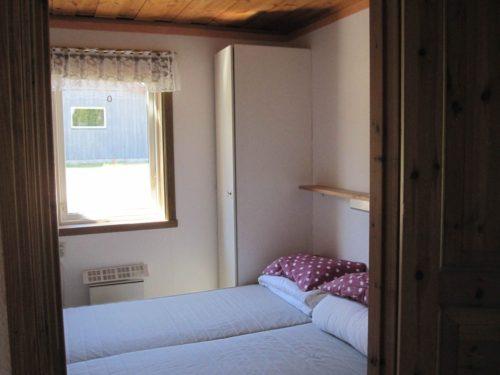 Schlafzimmer - Ferienhaus Björn