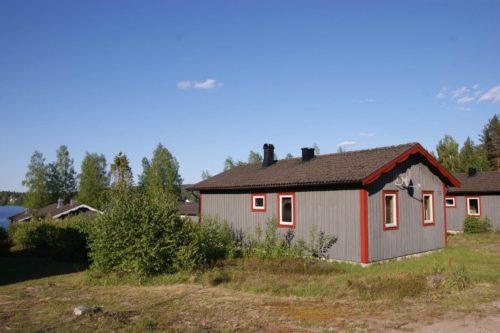 Außenansicht - Ferienhaus Björn S