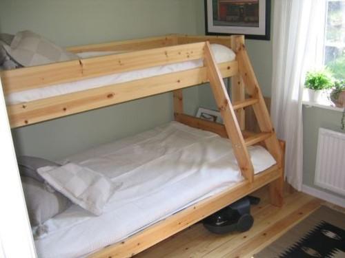 Schlafzimmer 1 - Ferienhaus Bo