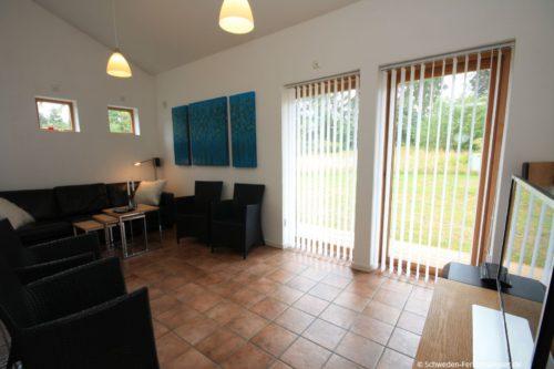 Wohnbereich – Ferienhaus Borrby
