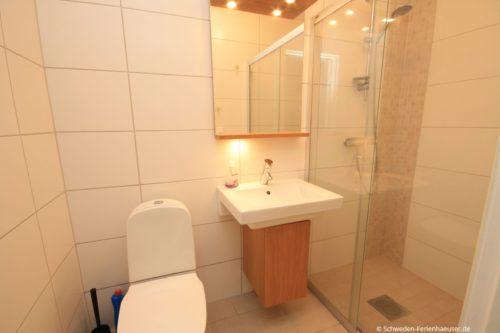 Badezimmer 2 – Ferienhaus Borrby