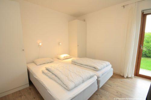 Schlafzimmer 3 – Ferienhaus Borrby
