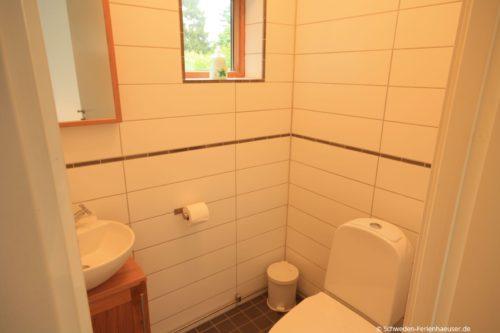 Gäste-WC – Ferienhaus Borrby