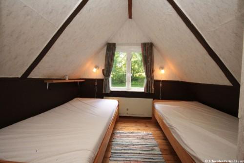 Schlafzimmer 2 – Ferienhaus Brandshult