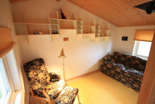 Schlafzimmer 3 – Ferienhaus Dennbo