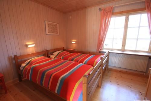 Schlafzimmer 2 – Ferienhaus Dihult