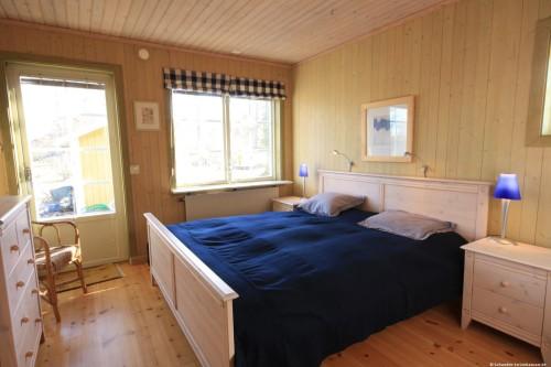 Schlafzimmer 1 – Ferienhaus Dihult