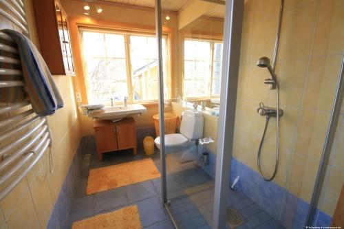 Badezimmer 2 – Ferienhaus Dihult