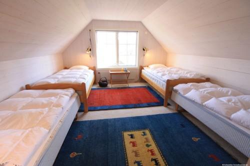Schlafzimmer 3 – Ferienhaus Dihult