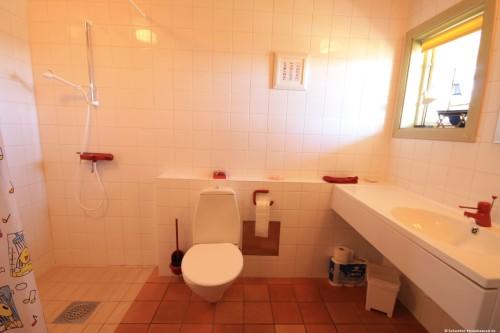 Badezimmer 1 – Ferienhaus Dihult