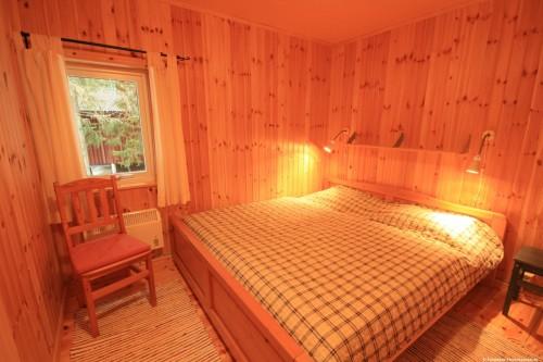 Schlafzimmer 1 – Ferienhaus Dyp