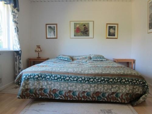 Schlafzimmer 1 – Ferienhaus Fagelsudd