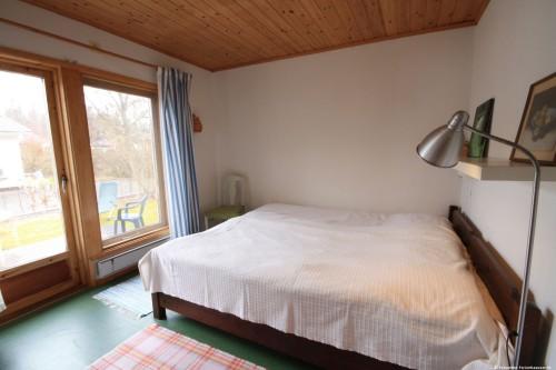Schlafzimmer 1- Ferienhaus Felixbo