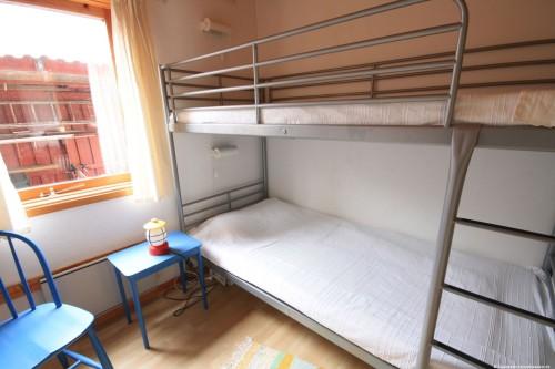 Schlafzimmer 3 - Ferienhaus Felixbo