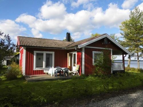 Außenansicht - Ferienhaus Felixbo