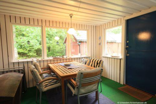 Eingangsbereich – Ferienhaus Frieda
