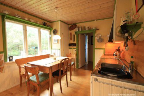 Küche – Ferienhaus Frieda