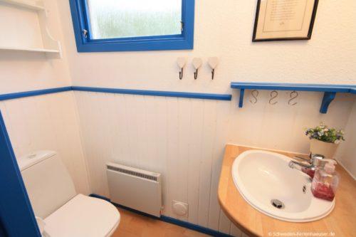 Gäste-WC – Ferienhaus Frieda