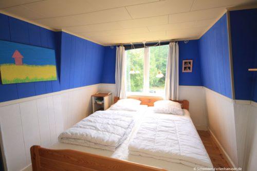 Schlafzimmer 1 – Ferienhaus Frieda