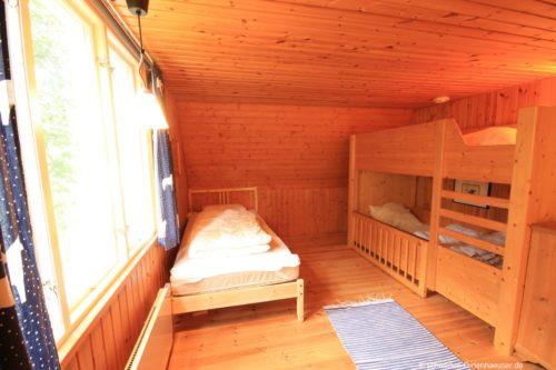 Schlafzimmer 2 – Ferienhaus Frieda