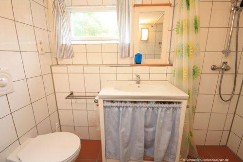 Badezimmer – Ferienhaus Frieda