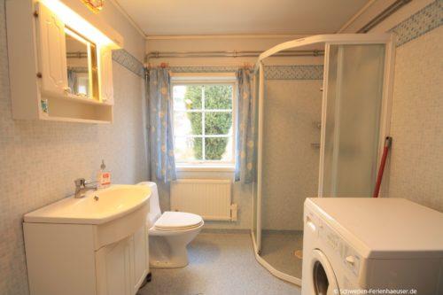 Badezimmer – Ferienhaus Helga