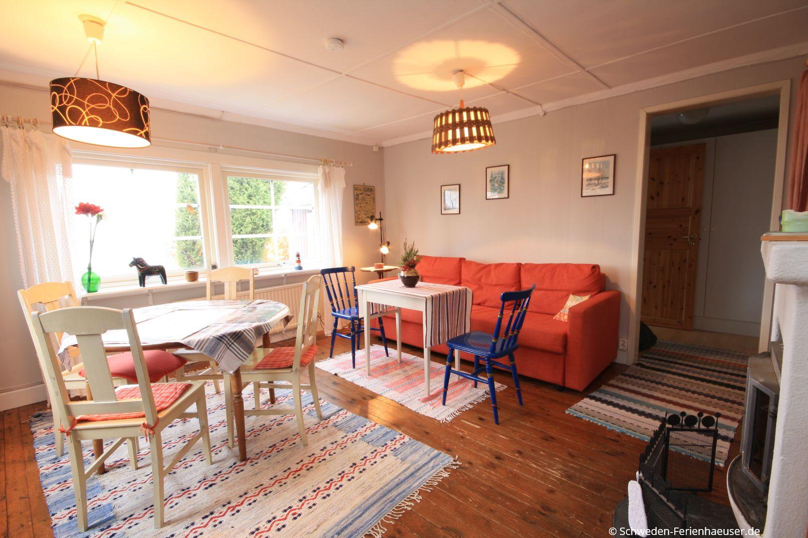 ferienhaus helga schweden sm land v xj. Black Bedroom Furniture Sets. Home Design Ideas