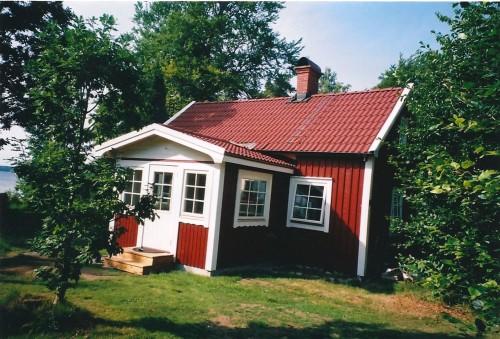 Außenansicht – Ferienhaus Helga
