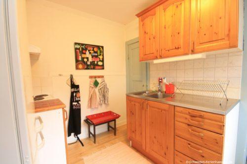 Küche – Ferienhaus Helga