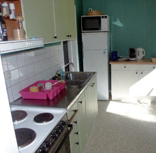 Küche - Ferienhaus Kallsjö