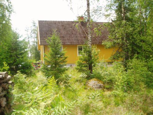 Außenansicht - Ferienhaus Kallsjö