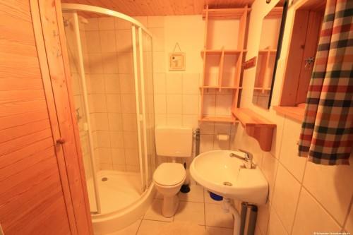 Badezimmer 2 – Ferienhaus Klock