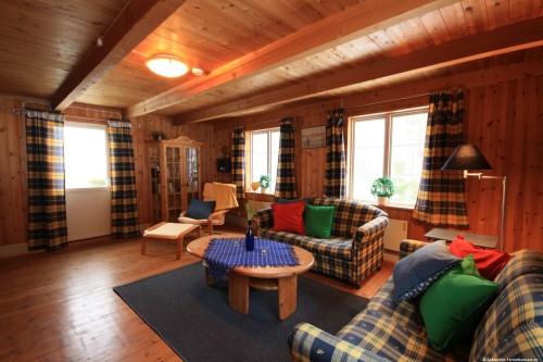 Wohnbereich 2 – Ferienhaus Klock