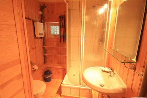 Badezimmer – Ferienhaus Let
