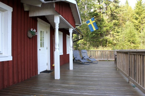 Außenansicht – Ferienhaus Let